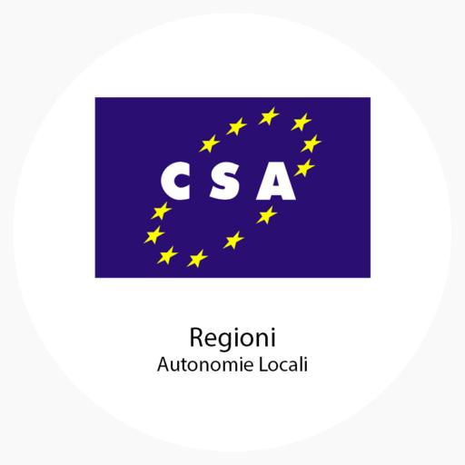 Logo CSA RAL